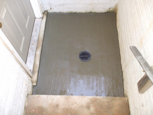home causing flooding within the structure or foundation damage